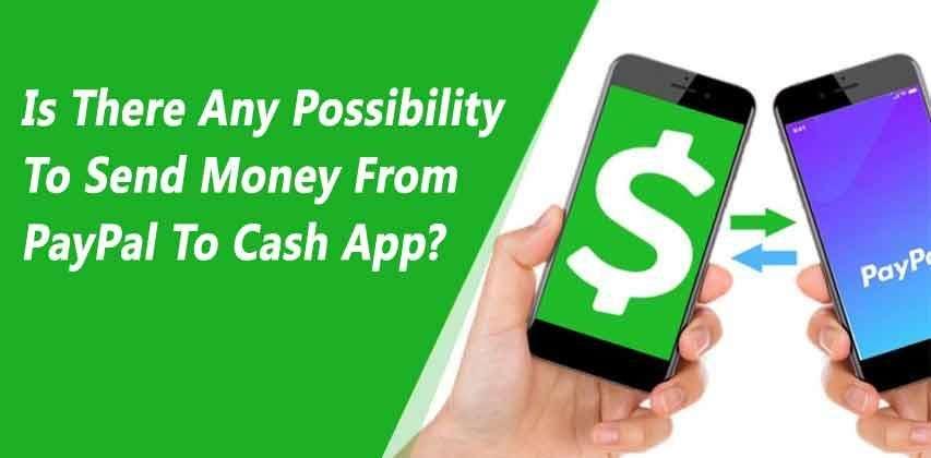 PayPal To Cash App, Cash app